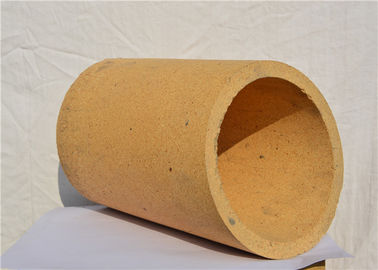 Excellent Compression Strength Kiln Refractory Bricks 3.2% Fe2o3 Content