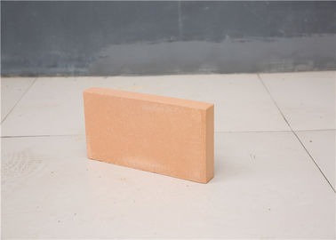 Low Impurity Content Lightweight Fire Brick 950 - 1150℃ Insulating Temperature